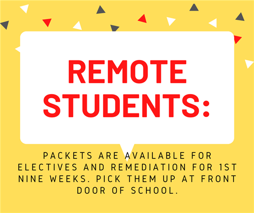 Remote Students