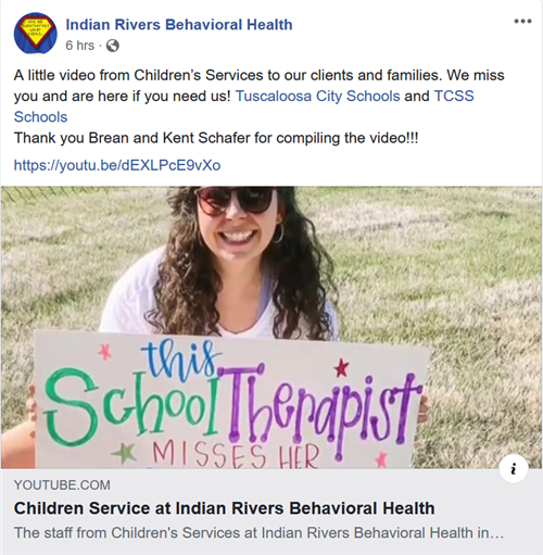 Indian Rivers Children's Services