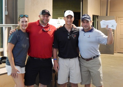 Raymond James Golfers