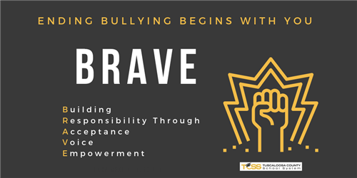 Brave - Ending Bullying Begins with you
