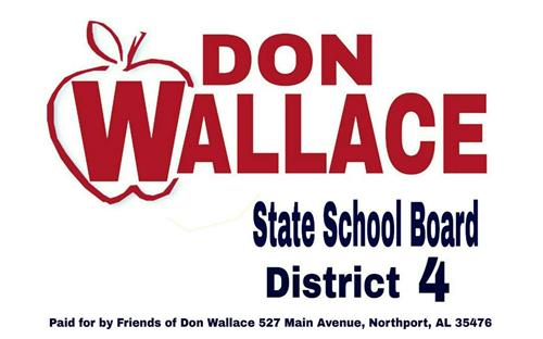 Don Wallace State School Board, District 4