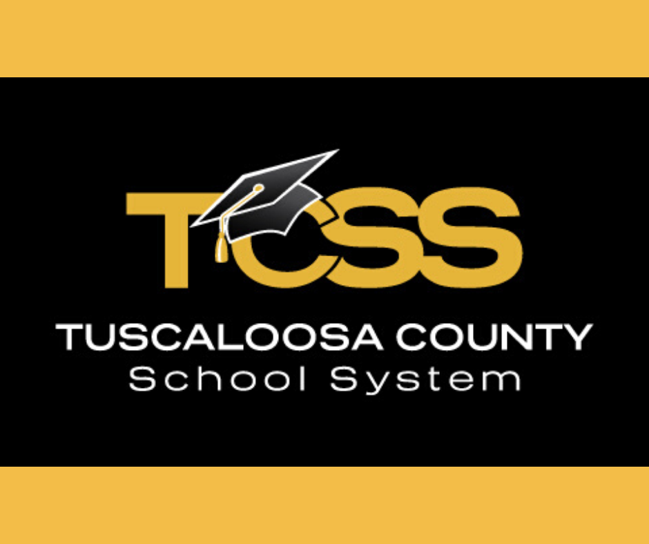 TCSS logo, Tuscaloosa County School System