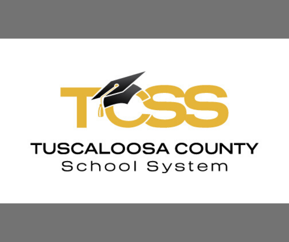 TCSS logo: Tuscaloosa County School System