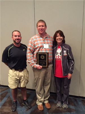 ASAHPERD Elementary Physical Educator of the Year