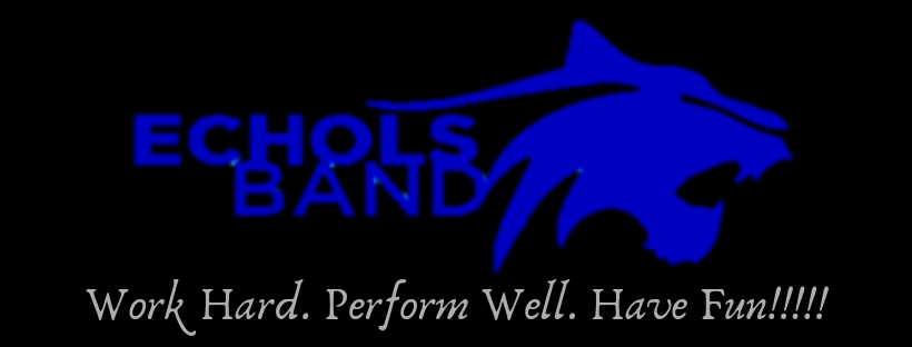 Welcome to the Echols Middle School Band Page!