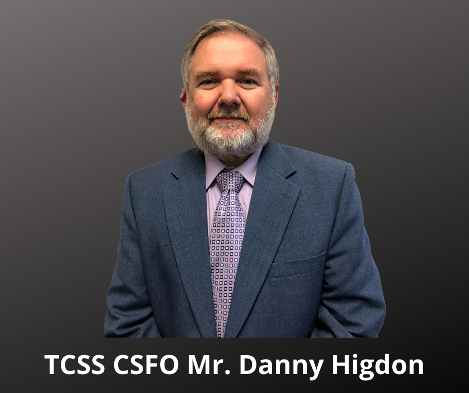 Photo of TCSS CSFO Mr. Danny Higdon