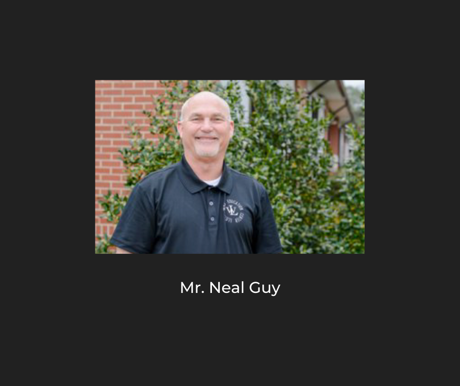 photo of Mr. Neal Guy