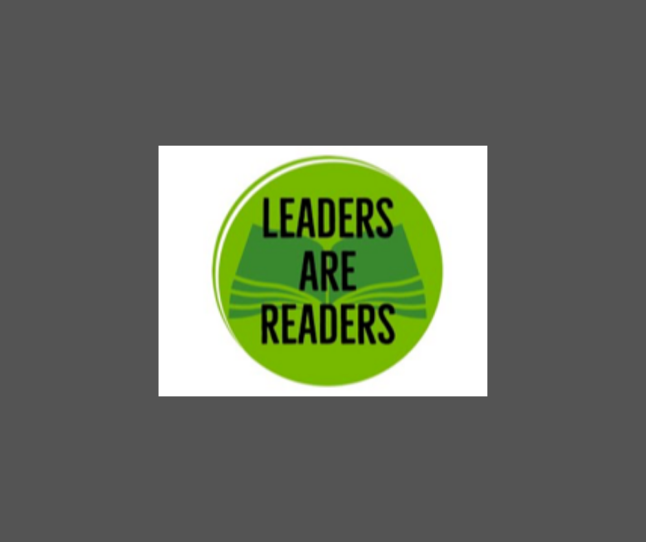 Leaders Are Readers graphic