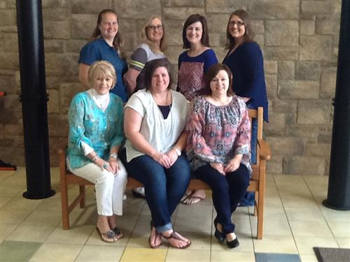 LVES PTO Officers