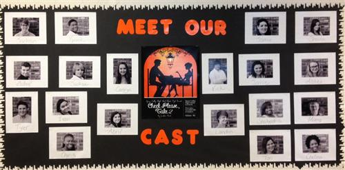 Meet our cast